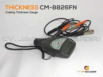 Uji Ketebalan CM-8826FN