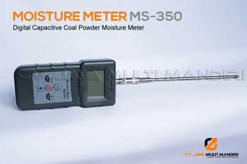 Alat Pengukur Kadar Air MS-350