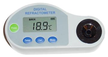 Berbagai Model refraktometer digital type 2