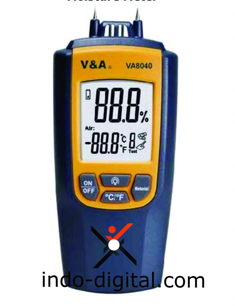 instruments moisture meter
