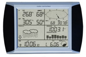 Weather Station with PC Interface  AW002