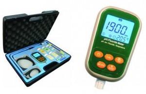 Professional pHFluoride Meter PF900