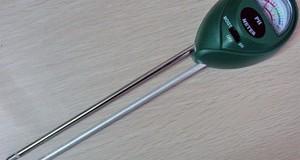 Soil ph Moisture Meter etp302